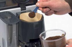 Фильтр для кофеварки своими руками
