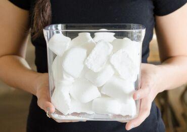 Таблетки для посудомойки своими руками