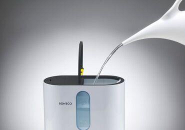 Какую воду заливать в увлажнитель воздуха