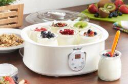Как работает йогуртница