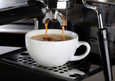 Как приготовить американо в кофемашине