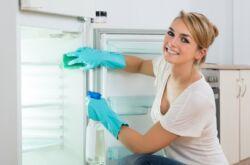 Как мыть холодильник No Frost