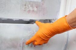 Как быстро разморозить морозильную камеру в холодильнике