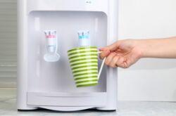 Причины протекания кулера для воды