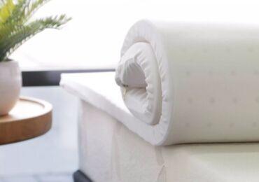 Что такое топпер на кровать