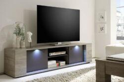 Как закрепить телевизор на тумбе