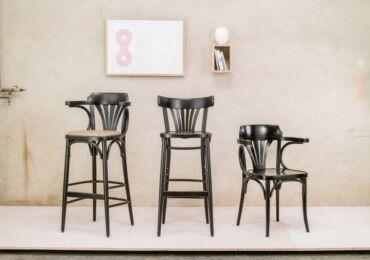Размеры барного стула