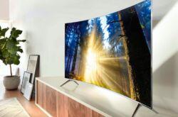 Преимущества и недостатки изогнутого экрана телевизора