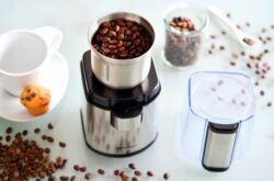 Какая кофемолка лучше жерновая или ножевая
