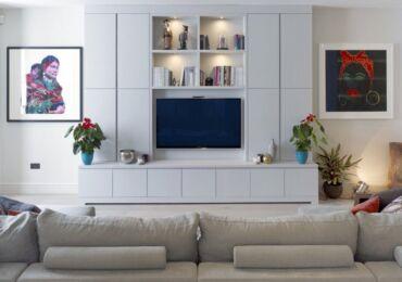 Расстояние от дивана до телевизора нормы