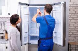 Холодильник течет снизу или внутри