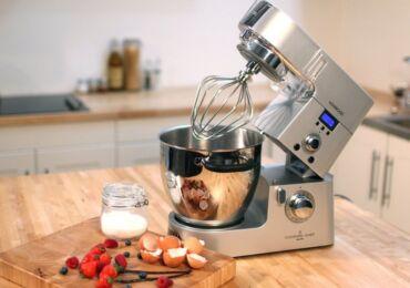 Чем отличается кухонная машина от кухонного комбайна
