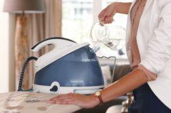 Как почистить отпариватель от накипи