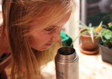 Как убрать запах из термоса