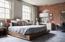 Кровать в стиле лофт своими руками