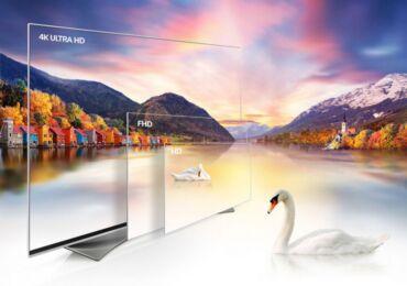 Что такое разрешение экрана телевизора