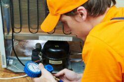 Как заправить холодильник фреоном в домашних условиях