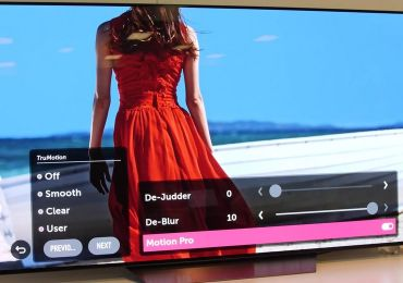 Индекс улучшения изображения в телевизоре