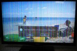 Моргает телевизор