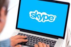 Не открывается скайп на ноутбуке