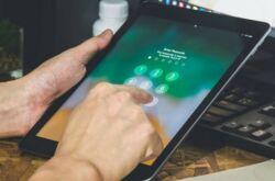 Как разблокировать планшет, если забыл пароль
