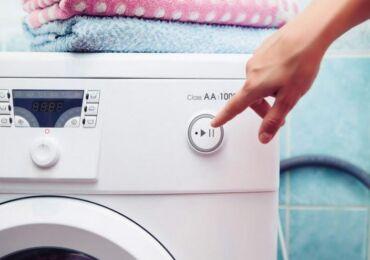 Скрытые функции стиральных машин