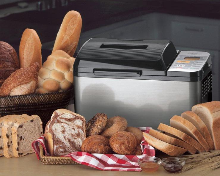 Основные возможности хлебопечки