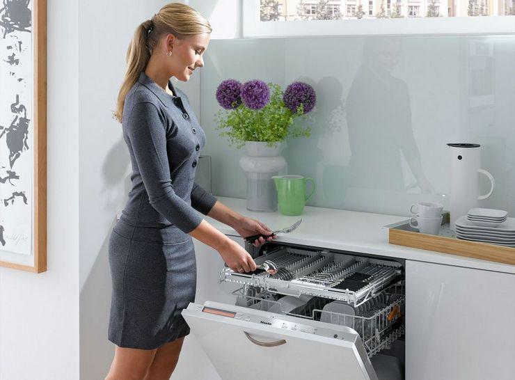 Как выбрать посудомойку