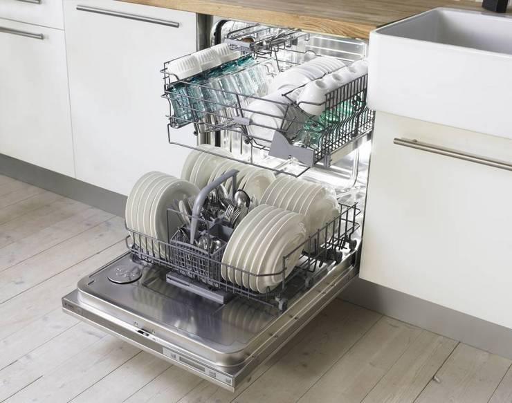 Выбираем встраиваемую посудомойку
