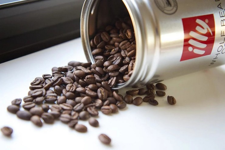 Популярные производители зернового кофе