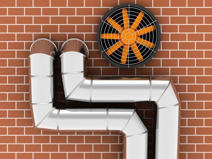 Типы и виды систем вентиляции помещений