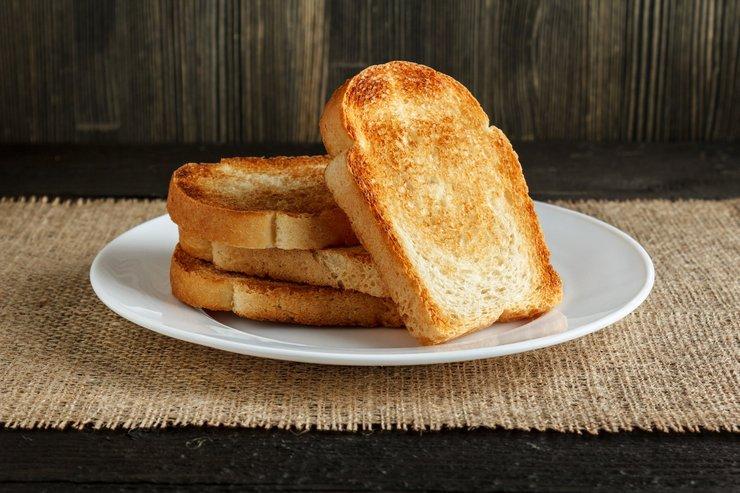 Сколько можно есть тостов