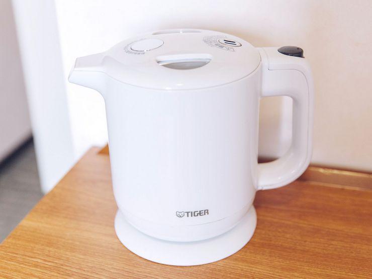 Как убрать запах из нового чайника