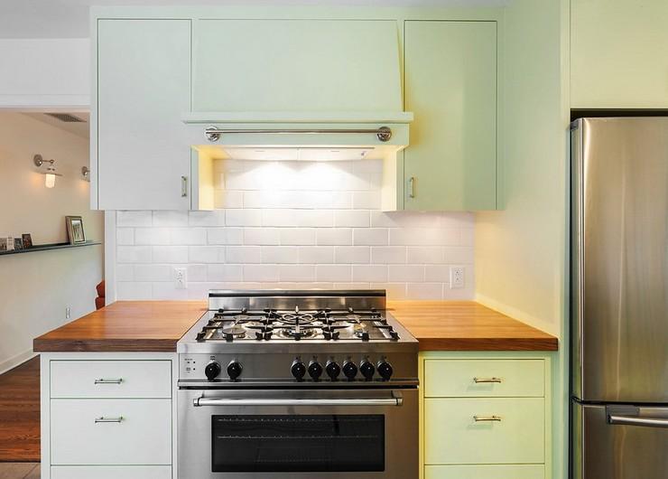 Особенности газовой плиты