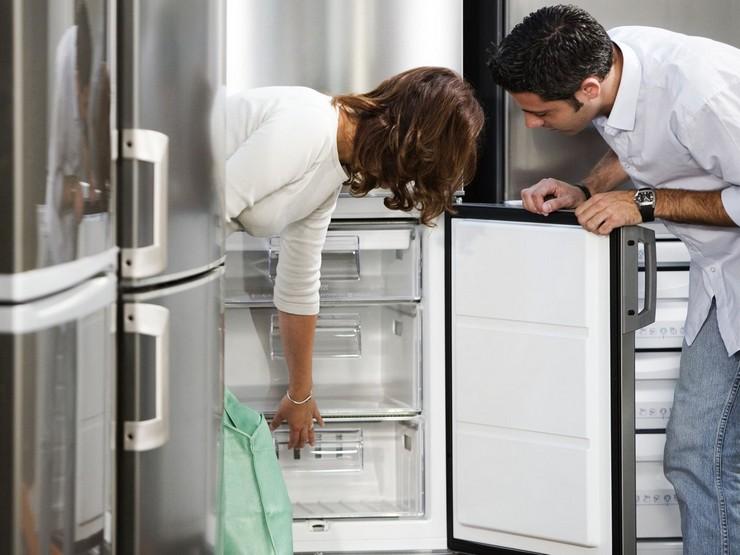 Количество и расположение камер холодильника