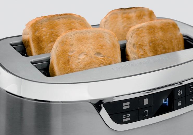 Основные параметры тостеров