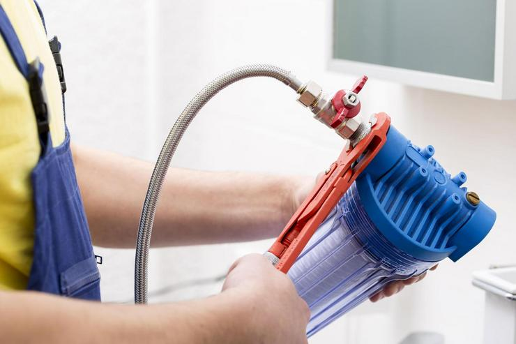 Инструкция по установке фильтров для очистки воды