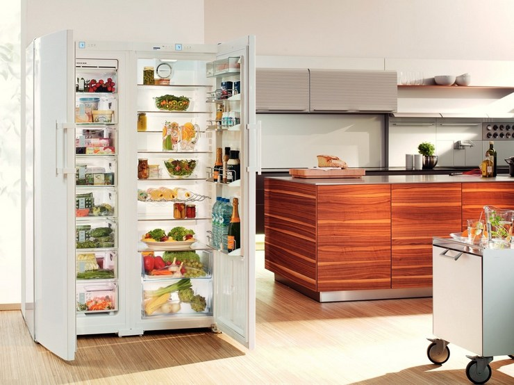 Отличия капельного холодильника от No Frost