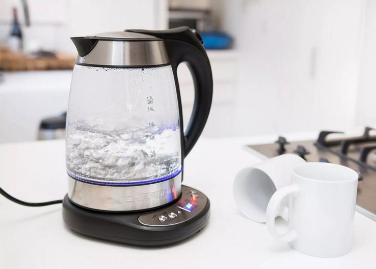 Сколько раз можно кипятить воду в чайнике