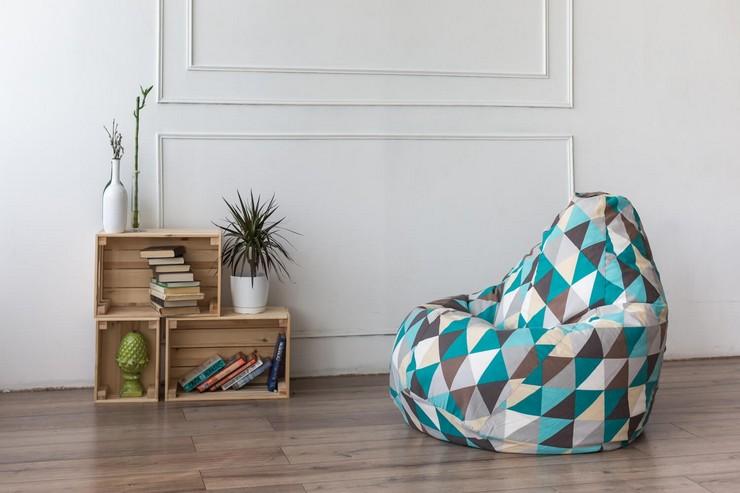 Чем наполнить кресло-мешок