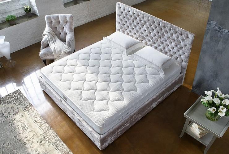 Выбор матраса для двуспальной и односпальной кроватей
