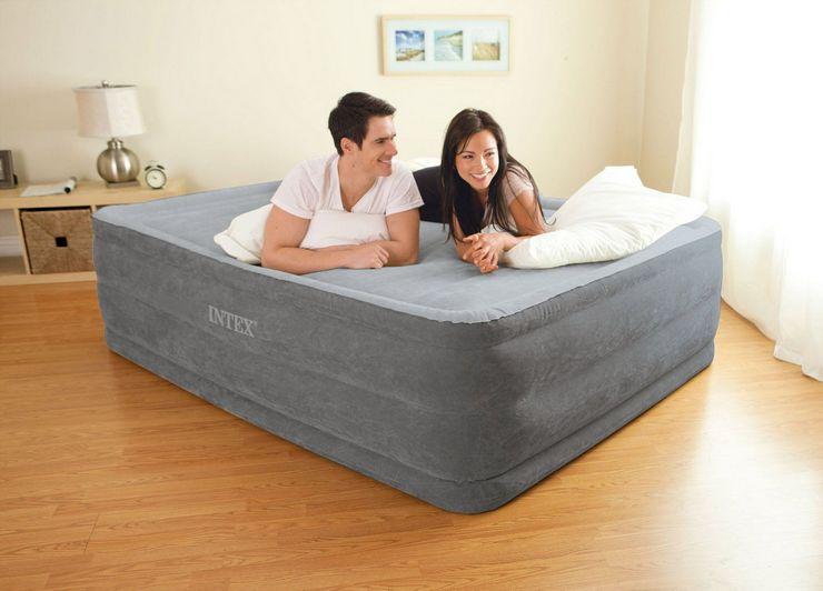 Вредно ли спать на надувном матрасе