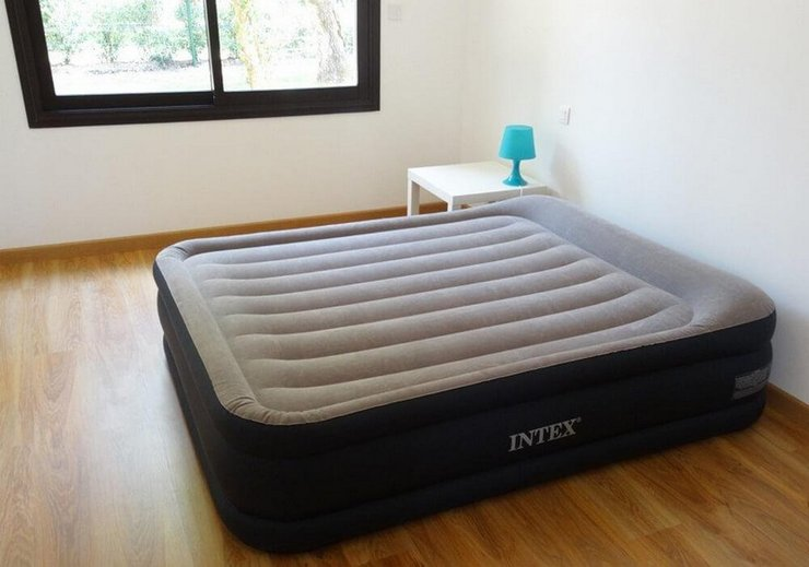 Выбор надувного матраса для сна