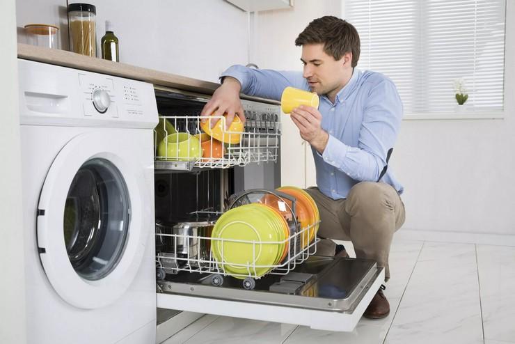 Особенности работы посудомойки