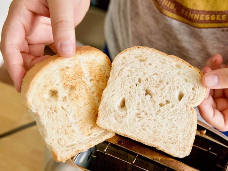 Правила эксплуатации тостера