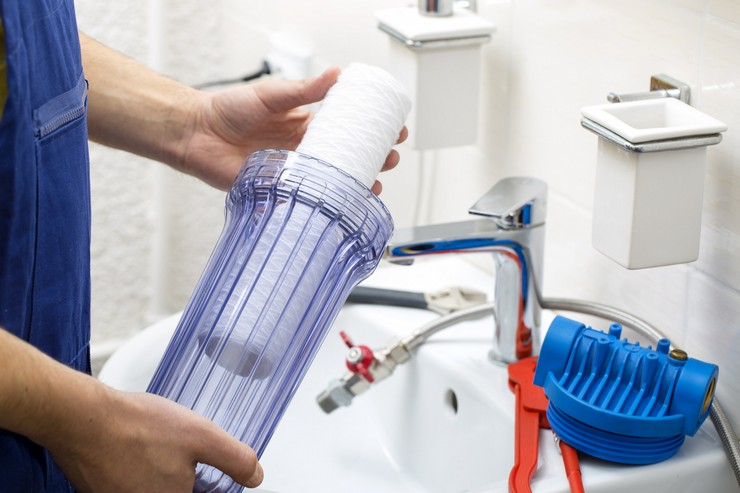 Как часто менять фильтр для воды
