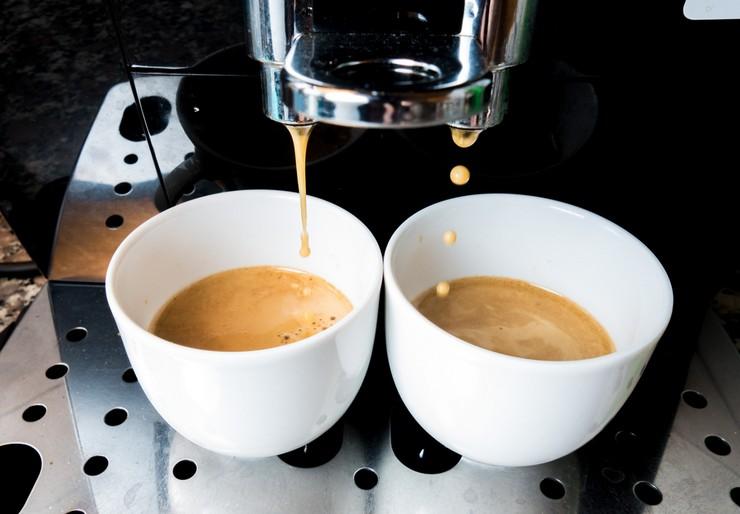 Как сделать американо в кофемашине