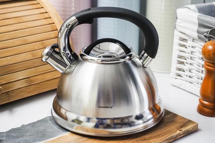 Многослойное основание чайника