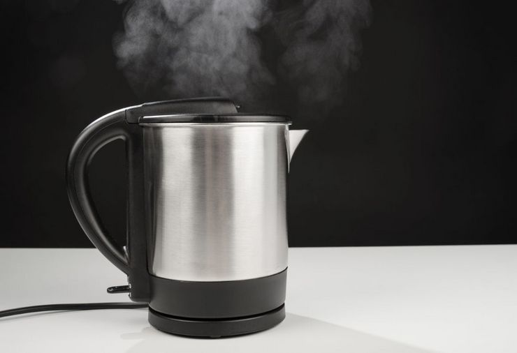 Опасность чайника