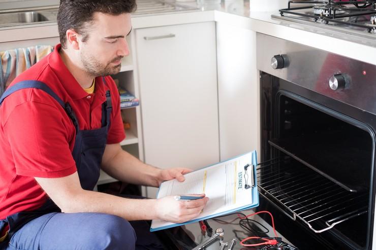 Почему не зажигается духовка в газовой плите